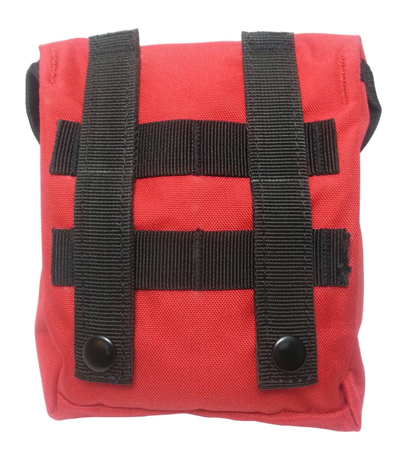 Surplus Provisions New Recruit First Aid Kit - Military IFAK Army Medic - RED - #FA15