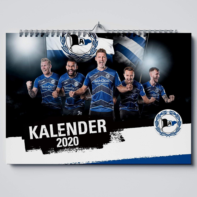 DSC ARMINIA BIELEFELD Kalender 2020