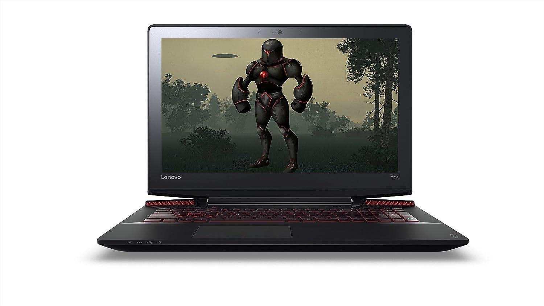 "Lenovo Y700 15.6"" Laptop, Black (Intel Core i7-6700HQ, 8GB, 1TB HDD + 128GB SSD, NVIDIA GeForce GTX 960M, Windows 10) 80NW0034US"