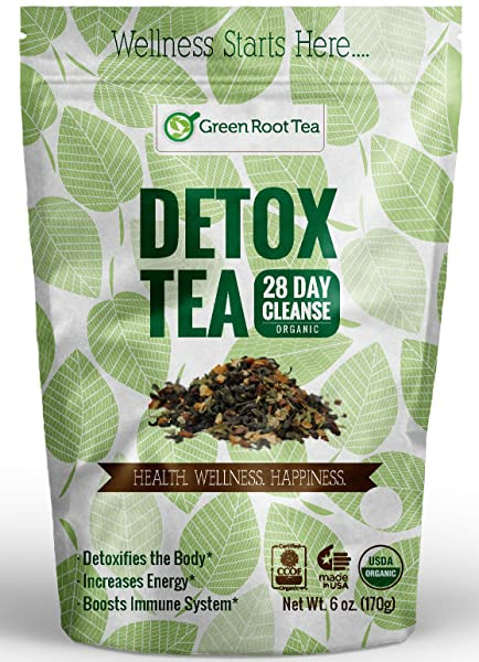 Total Tea Detox Tea Review