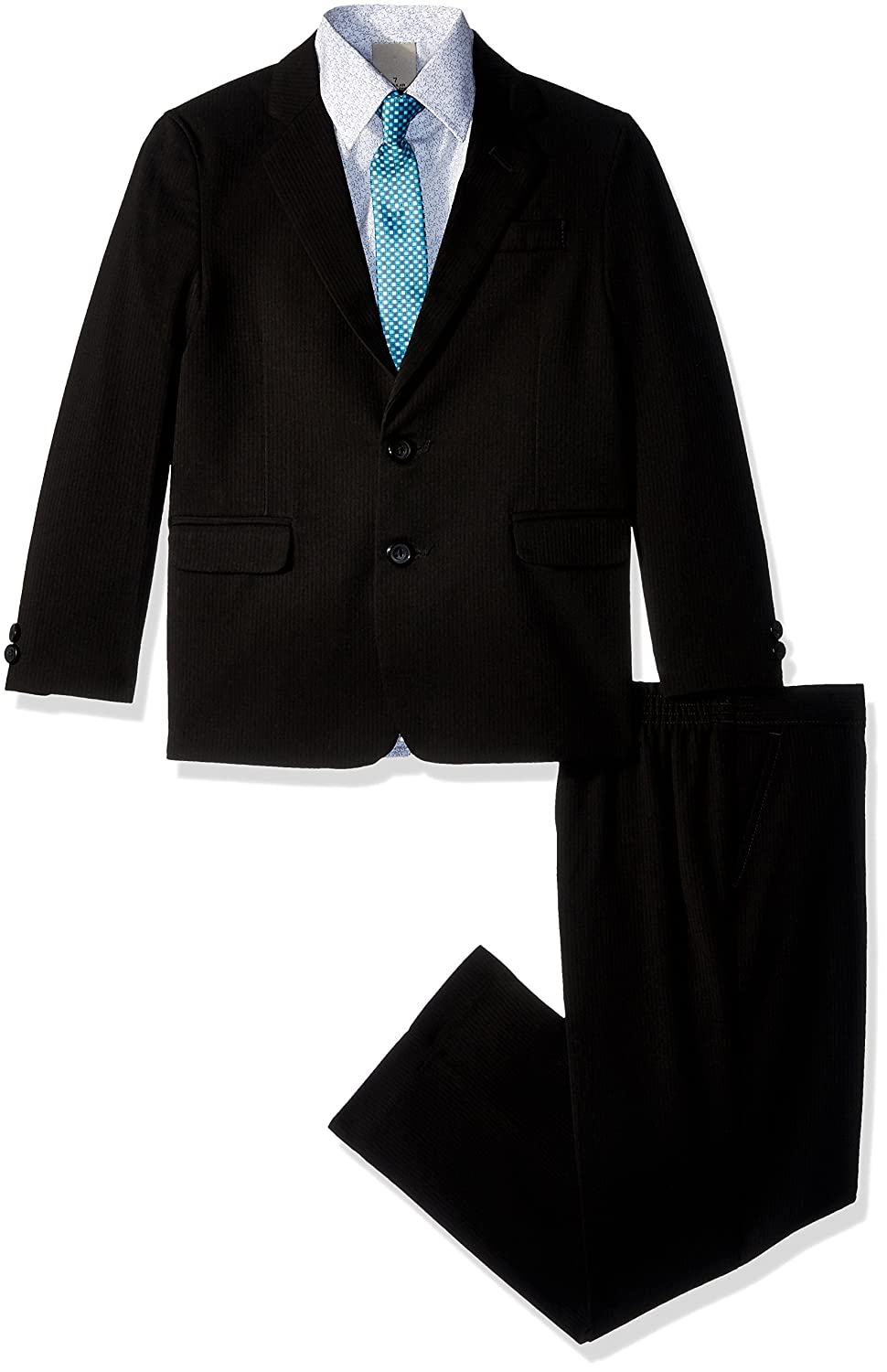 Kenneth Cole Boys Little 4-Piece Dress Suit Set