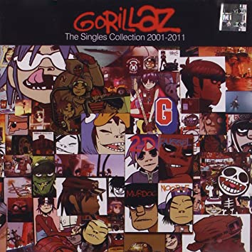 Gorillaz mos def sweepstakes and giveaways