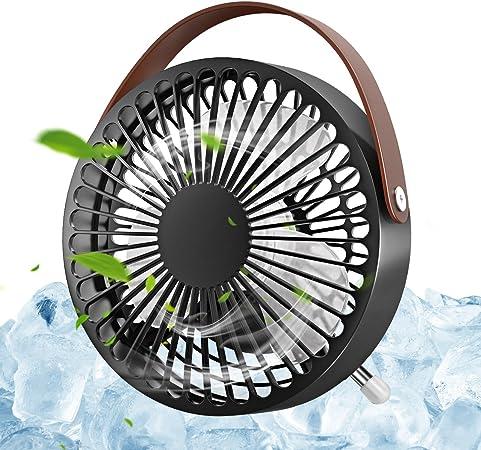 Ventilador usb, mini ventilador, ventilador de mesa portatil ...