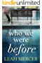 Who We Were Before