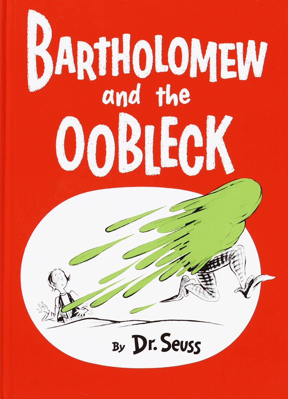 Bartholomew and the Oobleck: (Caldecott Honor Book) (Classic Seuss) pdf epub