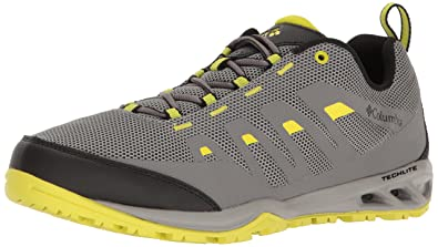 Discount Columbia Vapor Vent Light Grey Hiking Shoes for Women Sale Online