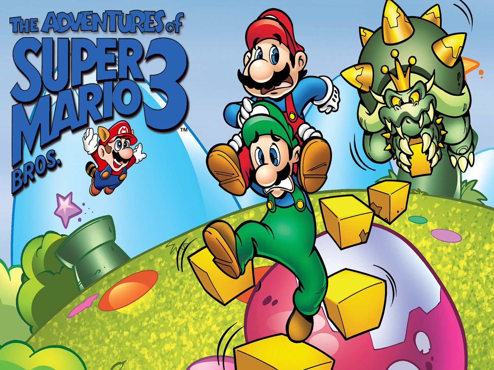 Watch The Adventures Of Super Mario Bros 3 Prime Video