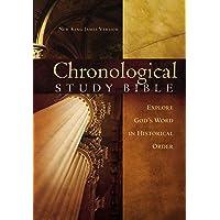 Chronological Study Bible-NKJV: New King James Version - Explore God's World in Historical Order
