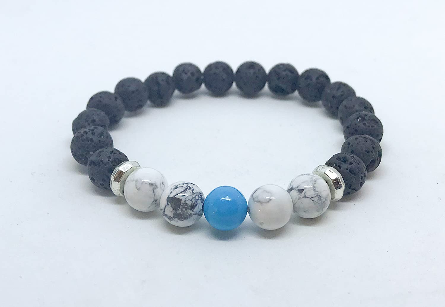 Choose Your Stones! Aromatherapy Diffuser Bracelet gift