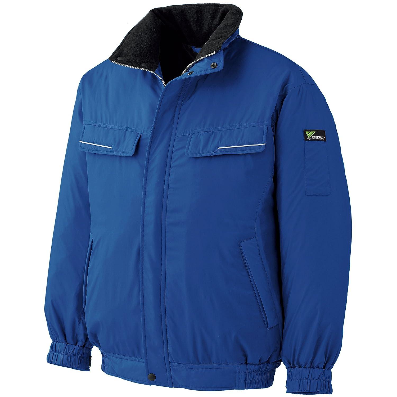 ミドリ安全 【もっと、動ける服を。VERDEXCEL】 《軽量防寒服》 ブルゾン VE1020 B00PLTEVUA M|ロイヤルブルー