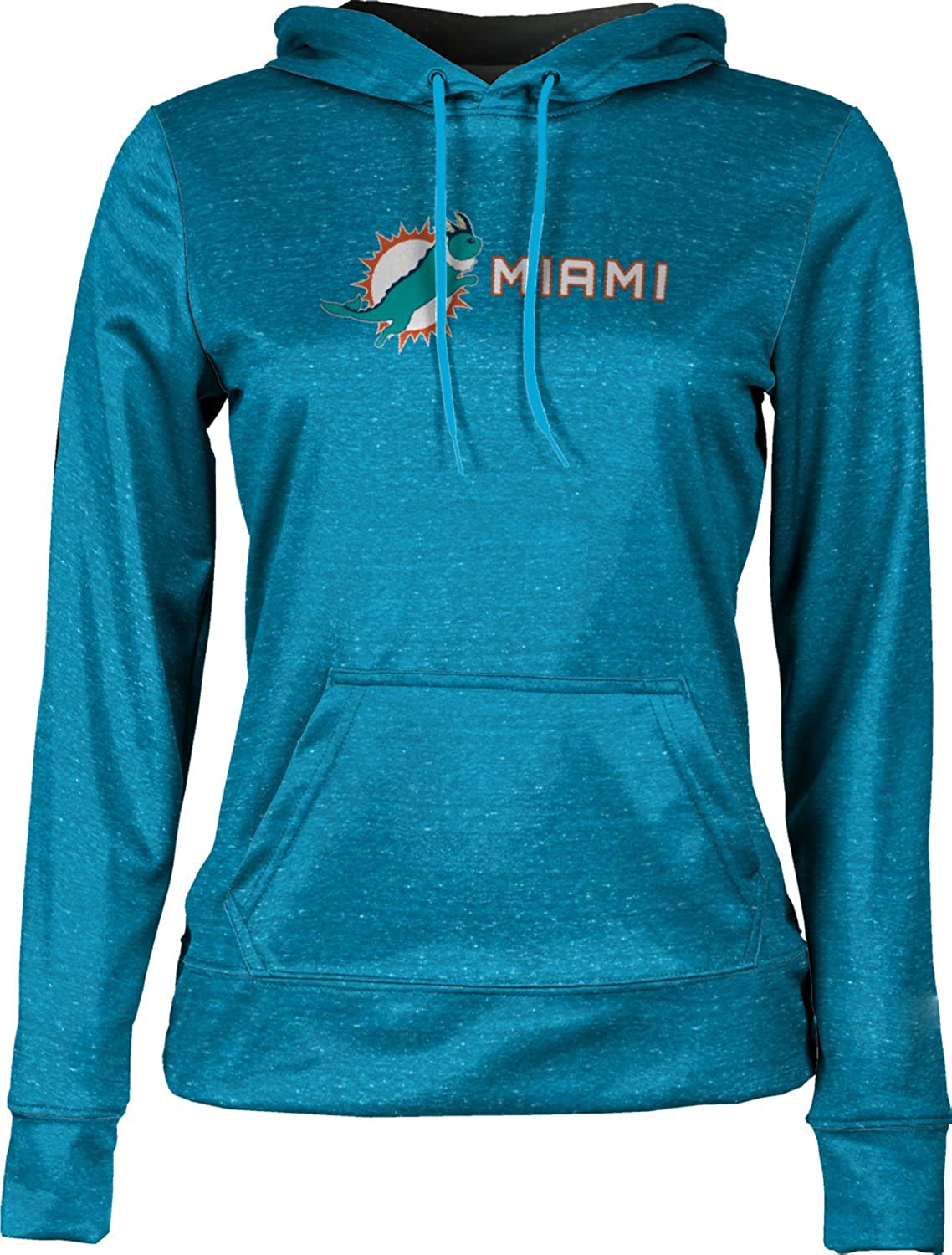 ProSphere Women's Miami Pocket Monsters PMFL Heather Pullover Hoodie