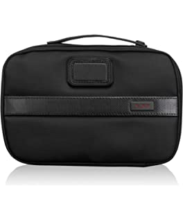 62555bac7f6 TUMI - Alpha 2 Split Travel Kit - Luggage Accessories Toiletry Bag for Men  and Women
