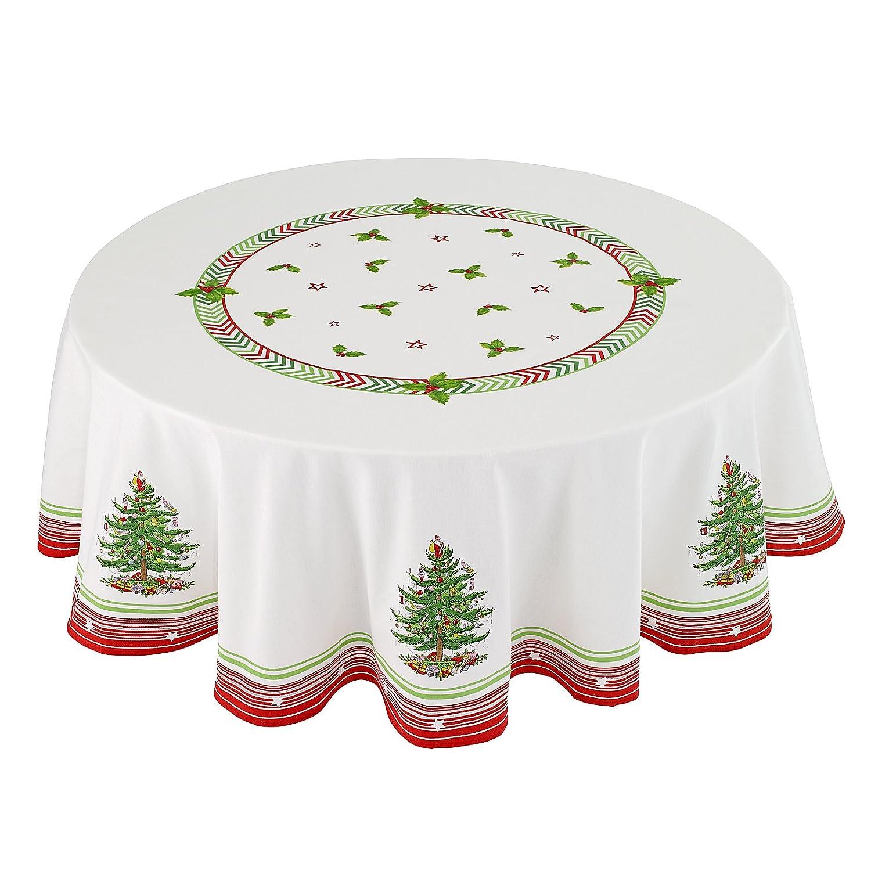 Spode Christmas Tree Urlaub Tischdecken, Platzsets und Servietten ...