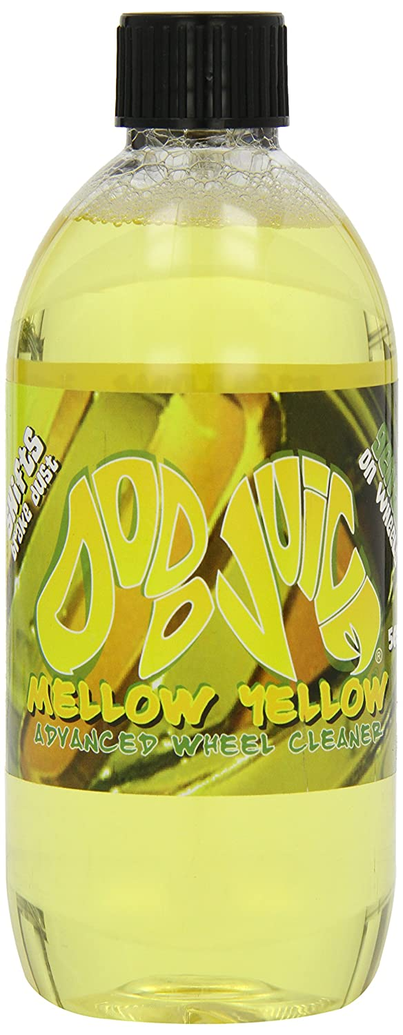 Dodo Juice Mellow Yellow Wheel Cleaner Spray 500ml Dodo Juice Ltd DJMY500
