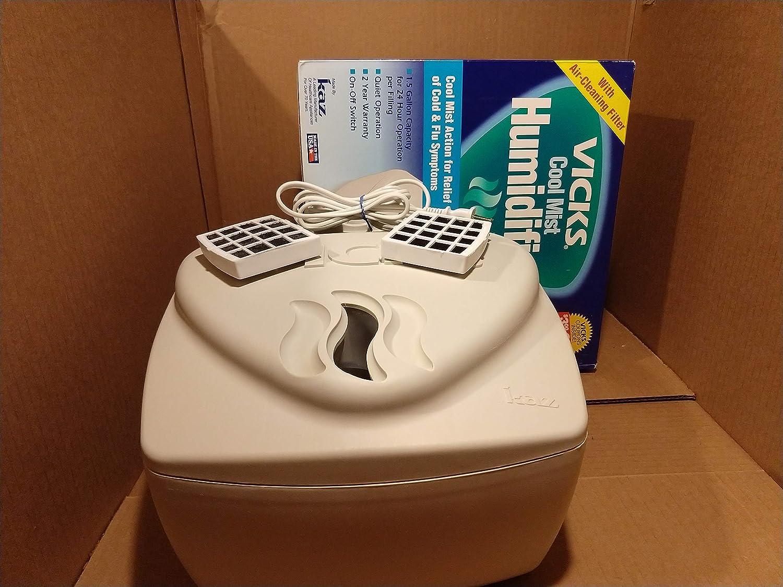 Deals For Kaz Vicks V400 Cool Mist Impeller Humidifier