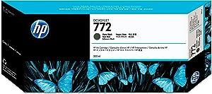 HP 772 300ml Matte Black Designjet Ink Cartridge in Retail Packaging (CN635A)