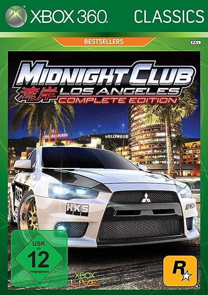 Midnight Club: Los Angeles - Complete Edition [Importación alemana]: Amazon.es: Videojuegos