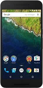 Huawei Nexus 6P Unlocked Smartphone, 64GB, US Warranty (Graphite)