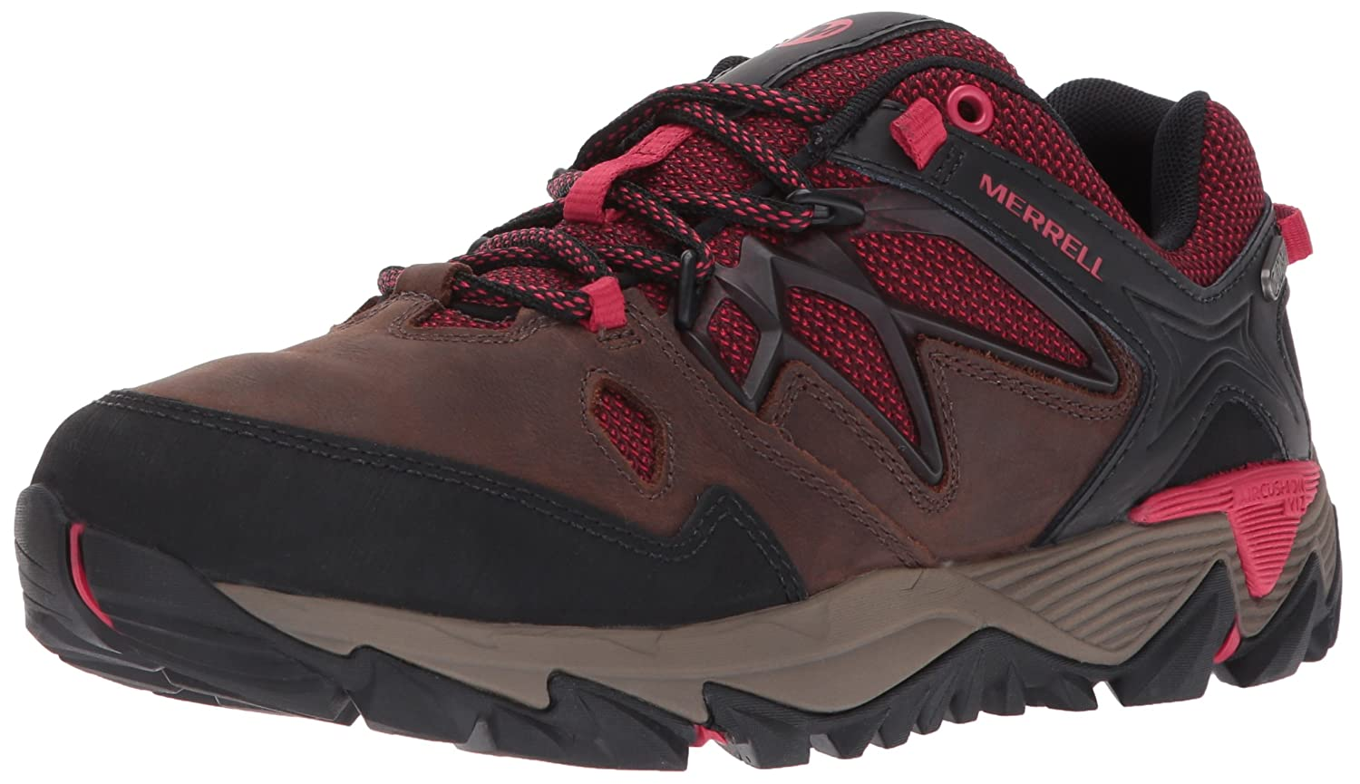 Merrell Women's All Out Blaze 2 Waterproof Hiking Shoe B01N9HGKLB 8.5 B(M) US|Cinnamon
