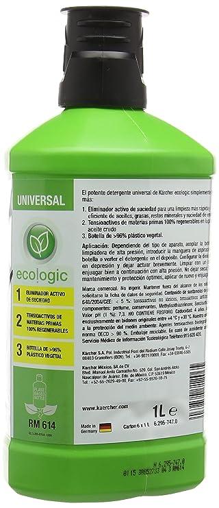 Amazon.com: K?rcher 62957470 3-in-1 Universal Eco Plug and Clean - Black: Garden & Outdoor