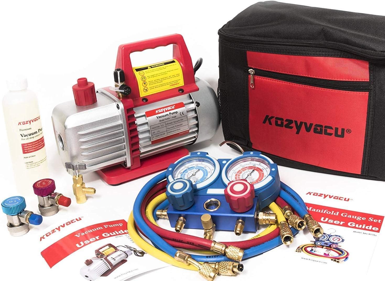 Kozyvacu AUTO AC Repair Kit