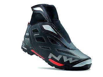 Zapatos de trekking NORTHWAVE X-CROSS GTX negros, Tamaño:gr. 40