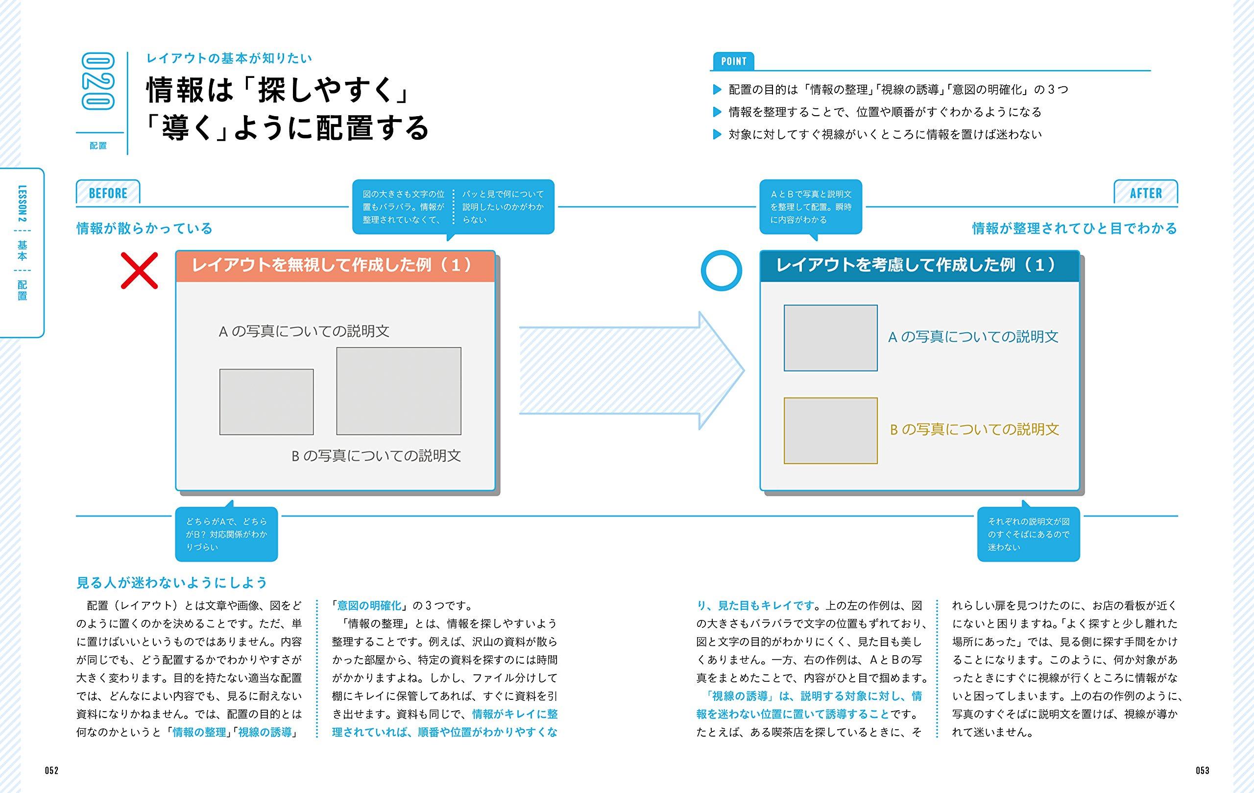 一生使える 見やすい資料のデザイン入門 | Amazon