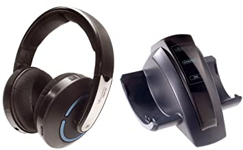 Vivanco FMH 6150 - Auriculares (Supraaural, 20-20000 Hz, 45 Db, Inalámbrico, 100 m, AAA): Amazon.es: Electrónica