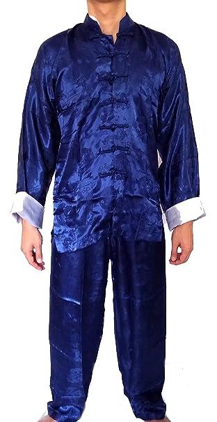 Amazon.com: Asia China traje de Kung Fu Tai Chi Deporte ...