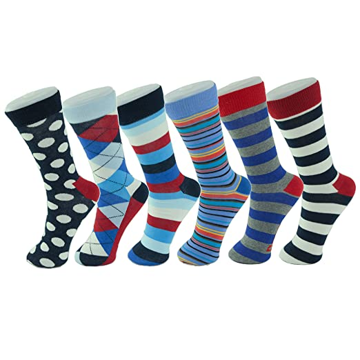 Image result for Alpine Swiss Men's Cotton 6 Pack Dress Socks Solid Ribbed Argyle Shoe Size 6-12