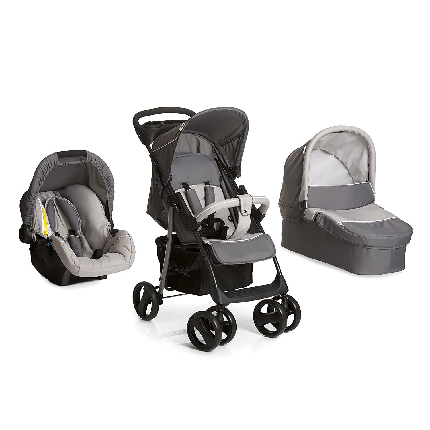 Hauck Shopper SLX Trio Set