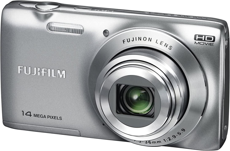 Fujifilm FinePix JZ100 - Cámara compacta de 14 MP (Pantalla de 2.7 ...