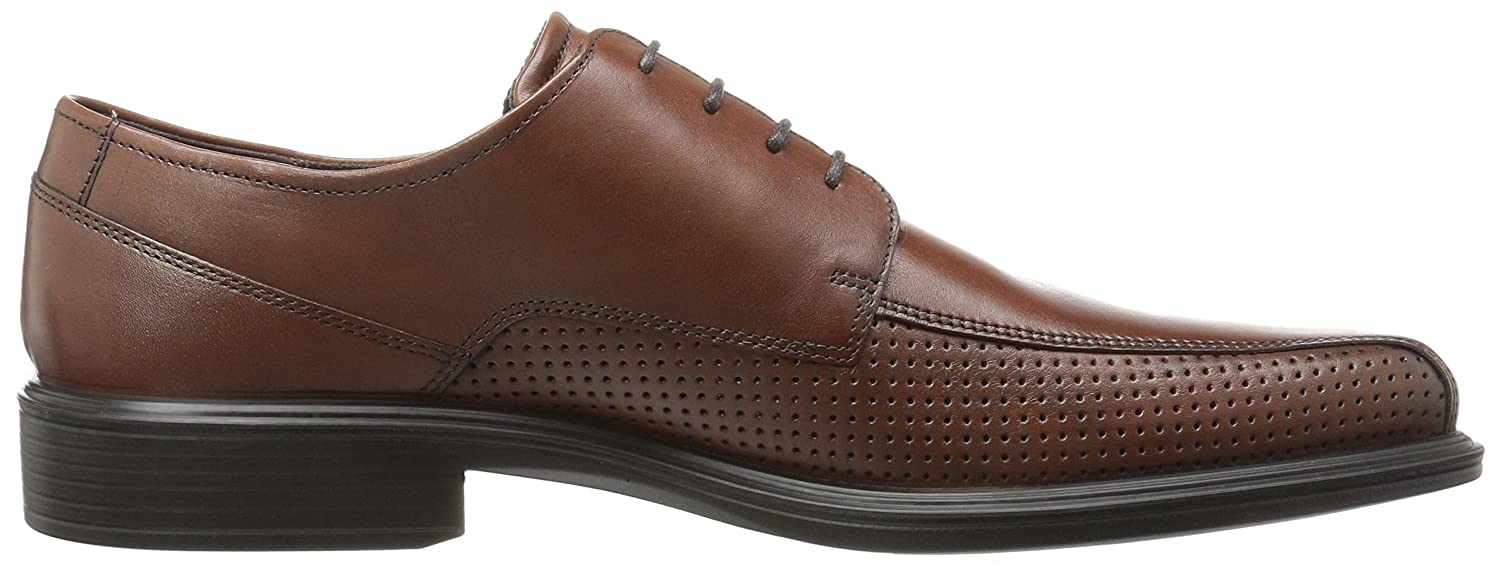 ECCO Mens Johannesburg Perforated Tie Oxford