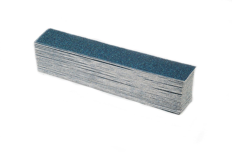 Karebac VLBB36 Longboard Hook /& Loop 36 Grit Zirc Sheets 2-3//4 x 16-1//2 2-3//4 x 16-1//2 Karebac Abrasives 50-Pack
