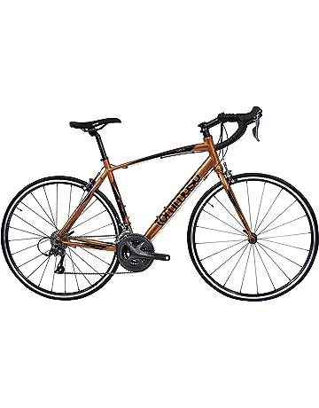 69f7e77bb73 Tommaso Imola Endurance Aluminum Road Bike, Shimano Claris R2000, 24  Speeds, Black,
