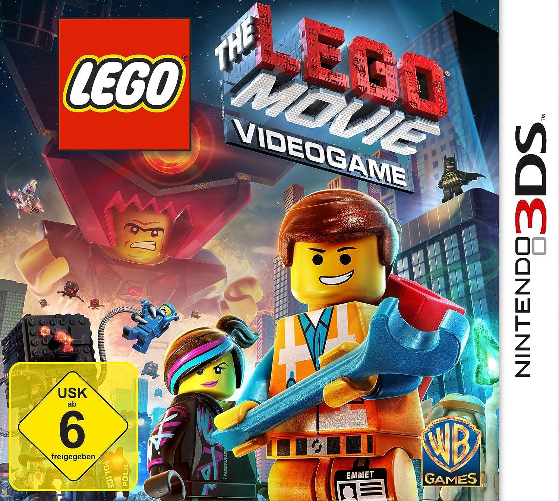 Warner Bros The Lego Movie Videogame - Juego (Nintendo 3DS, Acción / Aventura, E (para todos)): Amazon.es: Videojuegos