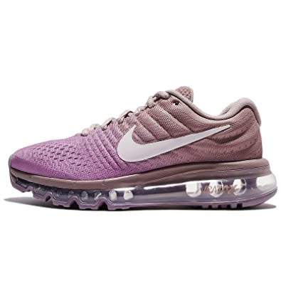 huge selection of 3f437 d9864 Nike Women s WMNS Air Max 2017 Competition Running Shoes, Purple (Plum  Fog Iced