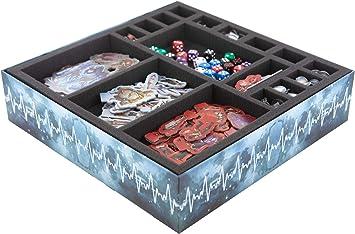 Feldherr Juego de Espuma Compatible con Comanauts - Caja de Juego de Mesa: Amazon.es: Juguetes y juegos