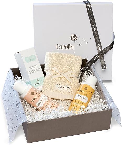 Carelia Pack Premium - Canastilla regalo Bebé: Amazon.es: Bebé