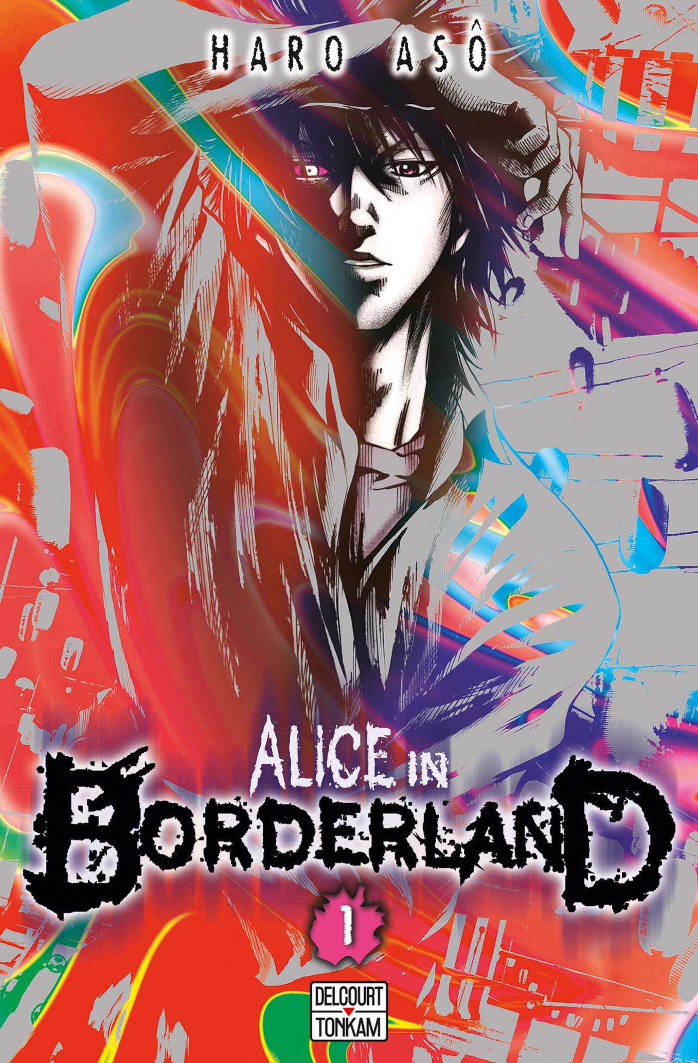 Alice in Borderland T01 (Manga (Také)) (French Edition): Asô, Haro: 9782756037035: Amazon.com: Books