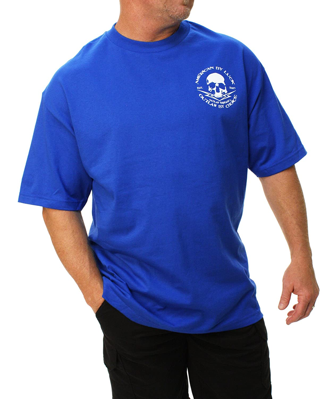 Outlaw Threadz Men's Outlaw Graphic T-Shirt
