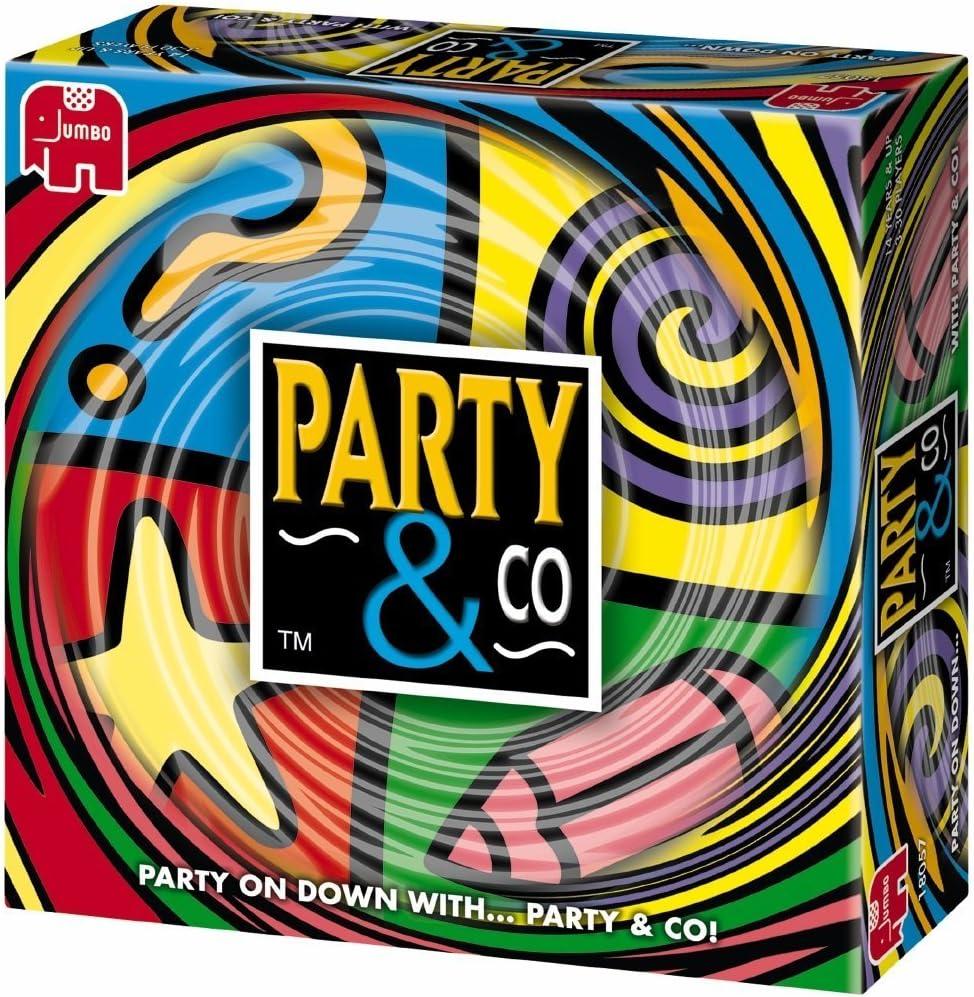 Jumbo Games Party & Co Game [Importado de Inglaterra]: Party & Co ...