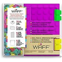 WAFF Combo, Medium, Purple