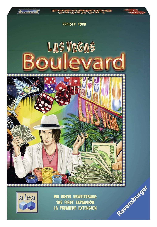 Ravensburger Alea 26996 - Las Vegas: Boulevard - Erweiterung ...