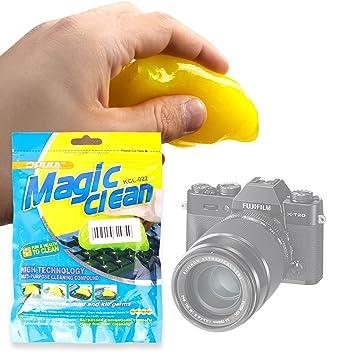DURAGADGET Gel Limpiador para Cámaras Ckeyin® 1080P | Canon EOS ...