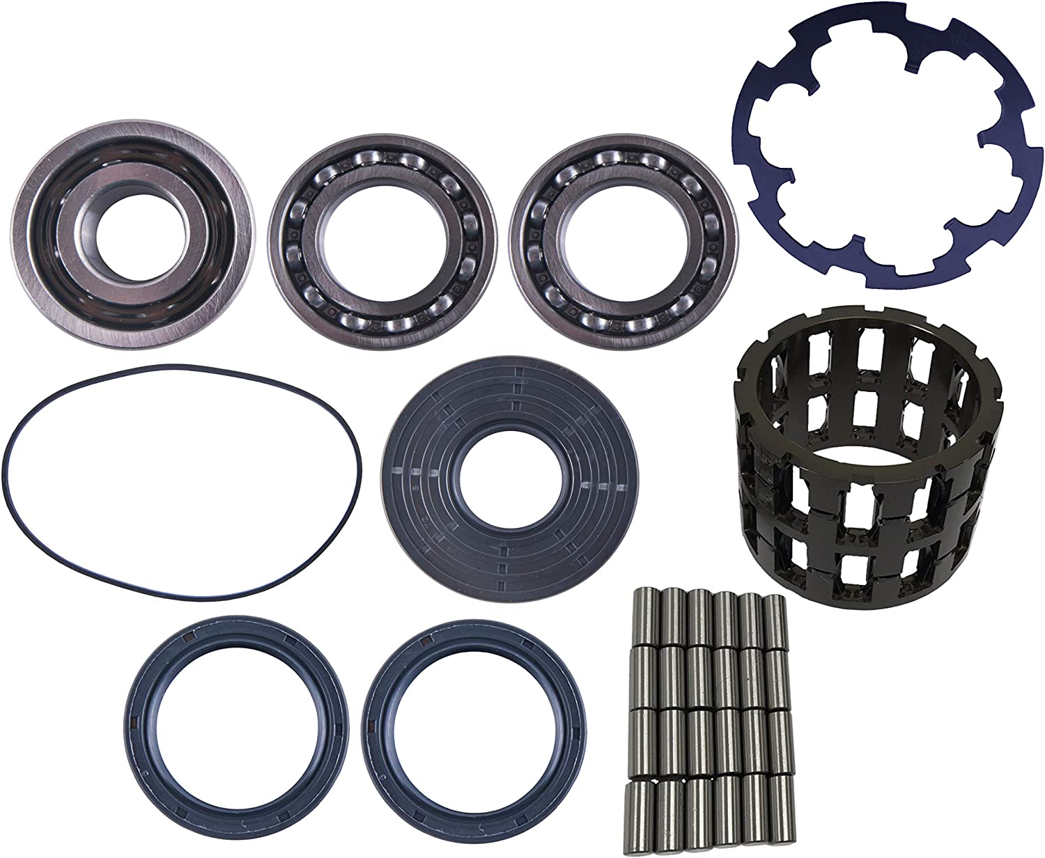 East Lake Axle front differential kit with Sprague /& Armature Plate compatible with Polaris RZR 570 900 1000