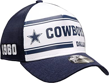 New Era Dallas Cowboys Sideline Road 39Thirty Cap