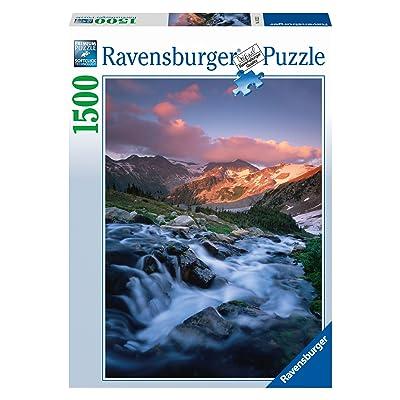 Ravensburger 16222 - Puzzle - Escapade en Montagne - 1500 pièces