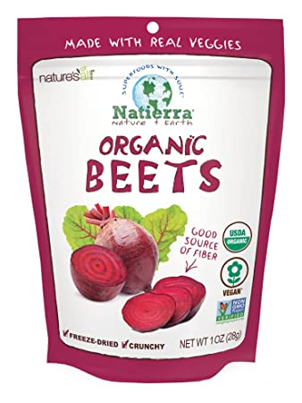 Amazoncom Natierra Natures All Foods Organic Freeze Dried And