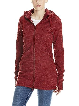 Bench Bonded Long Velvet Jacket, Abrigo para Mujer: Amazon.es: Ropa y accesorios